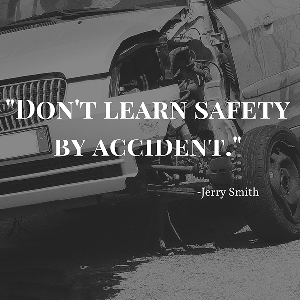 Don't Learn Safety By Accident  #NOtvads #NObillboards #supportlocal #yourlawyer
