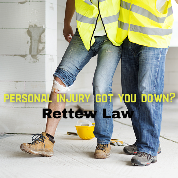 Personal Injury Got You Down? #NOtvads #NObillboards #supportlocal #yourlawyer