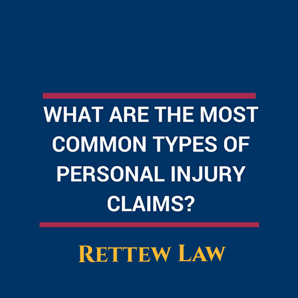 What Are The Most Common Types of Personal Injury Claims? #NOtvads #NObillboards #supportlocal #yourlawyer