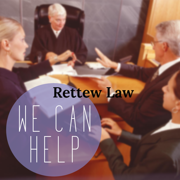 Personal Injury Lawyer – We Can Help #RettewLaw